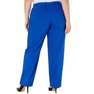 CK Calvin Klein Royal Blue Modern Fit Pants 20W